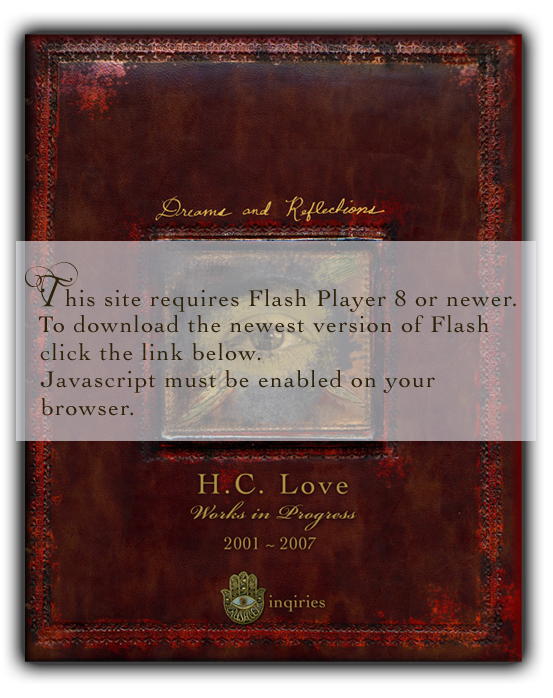 Flash Player 8 required.  Javascript needs to be enabled.